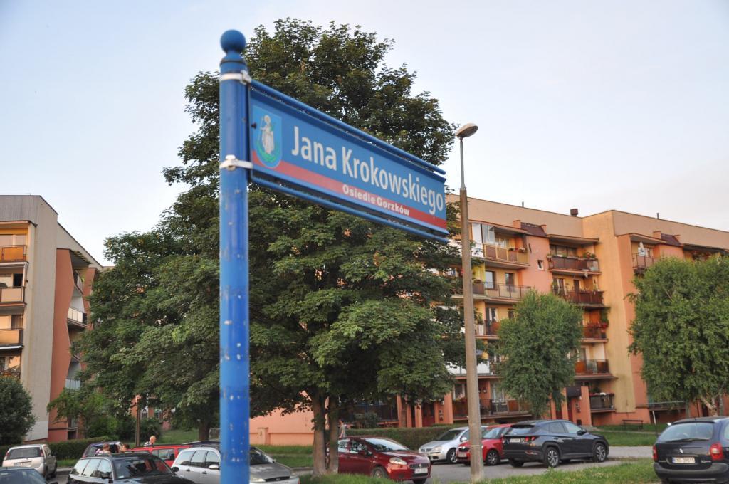 Ulica Krokowskiego, Nowy Sącz (SS)