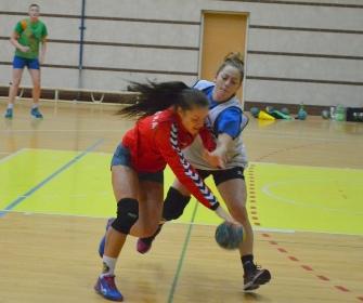 Olimpia/Beskid, piłka ręczna, mecz, trening, trener Lucyna Zygmunt, Sądeczanin.info