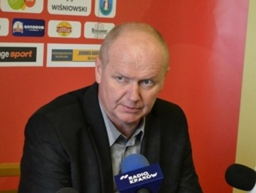 Robert Kasperczyk, Sandecja Nowy Sącz, trener, wypowiedź, piłka nożna, porażka, Sądeczanin.info