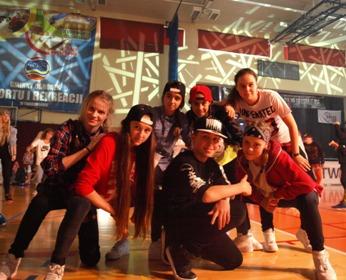 taniec, Nowy Sącz, sukces, Sądeczanin.info