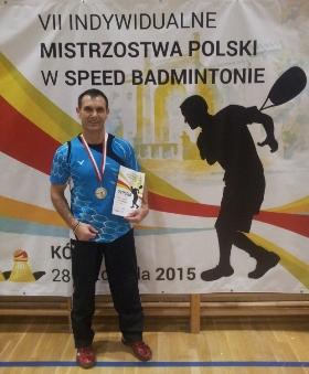 badminton, Sądeczanin.info, sukces, Mistzrostwa Polski
