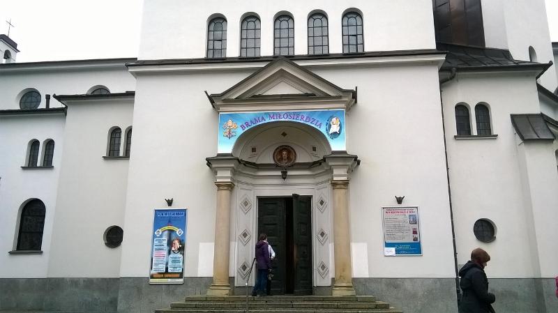 Parafia WNMP Krynica