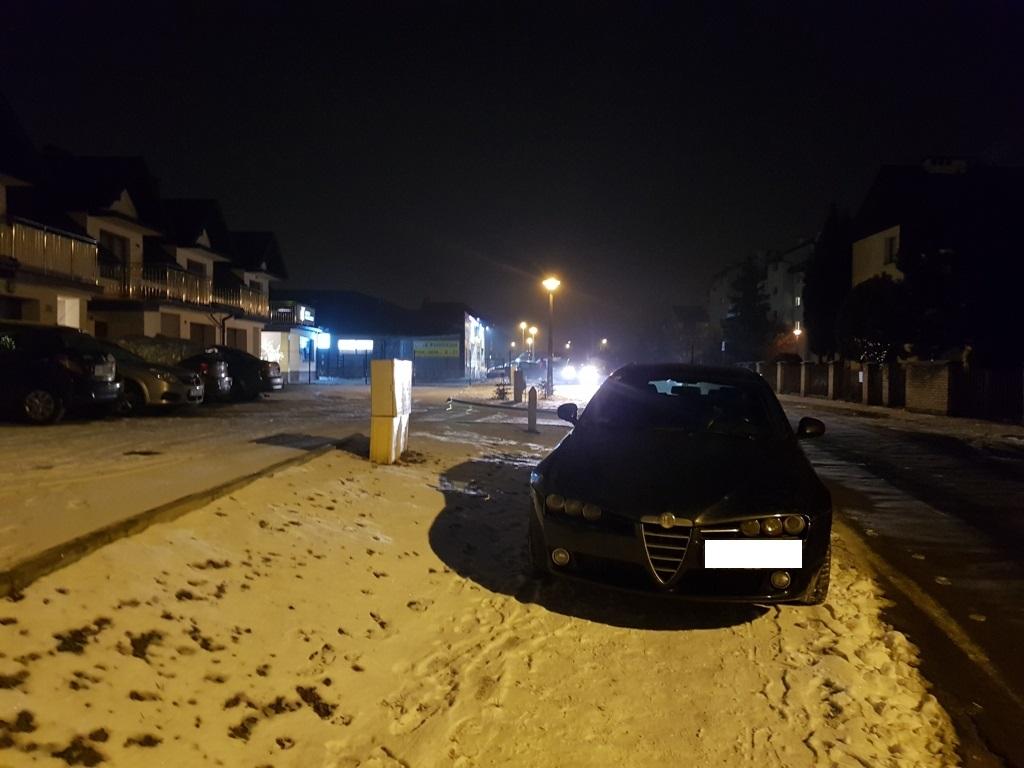 To do diabła nie jest parking, tylko chodnik dla wszystkich