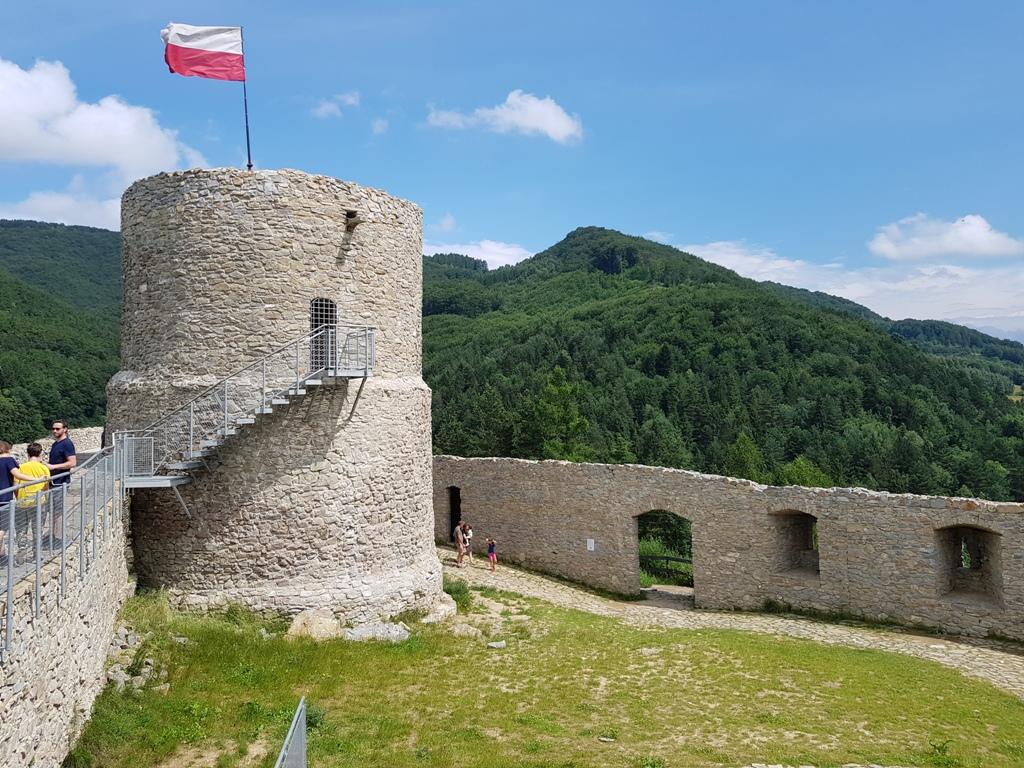 Te legendy o Rytrze i tutejszym zamku musi znać każdy Aktywny Sądeczanin!