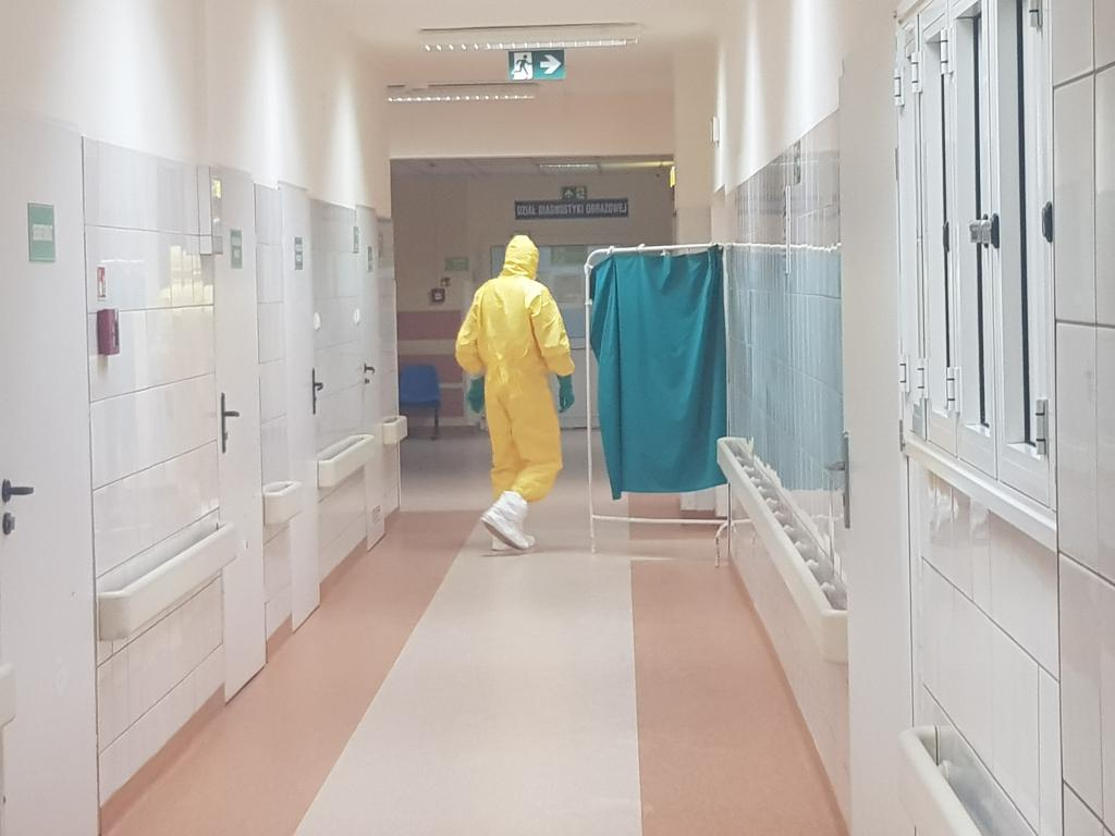 Jakie są wyniki badań personelu Ośrodka Zdrowia w Mszalnicy?