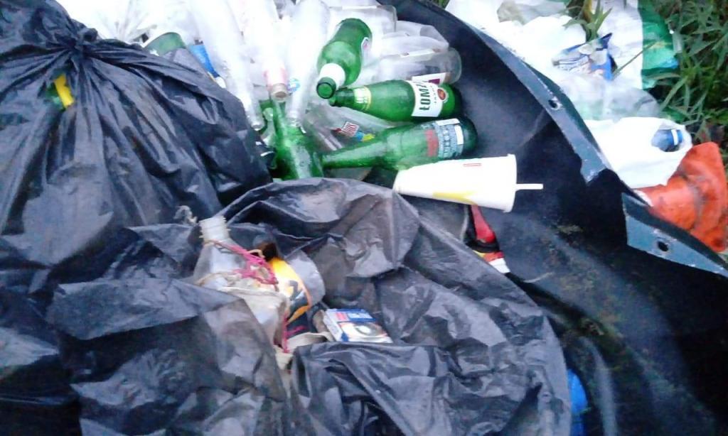 Kamionka Wielka: za dzikie wysypiska śmieci winę ponosi gmina?