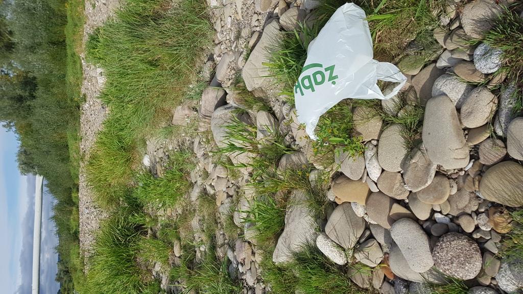 Jeden weekend a już nad Dunajcem wysypisko śmieci. I co z tego?