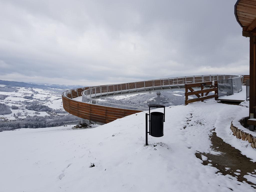 Wola Krogulecka: będzie ekologiczny parking na półkach dla turystów