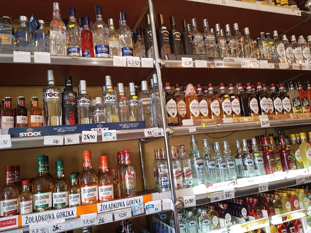 W Podegrodziu tracą głowę dla alkoholu? Zaglądamy do raportu