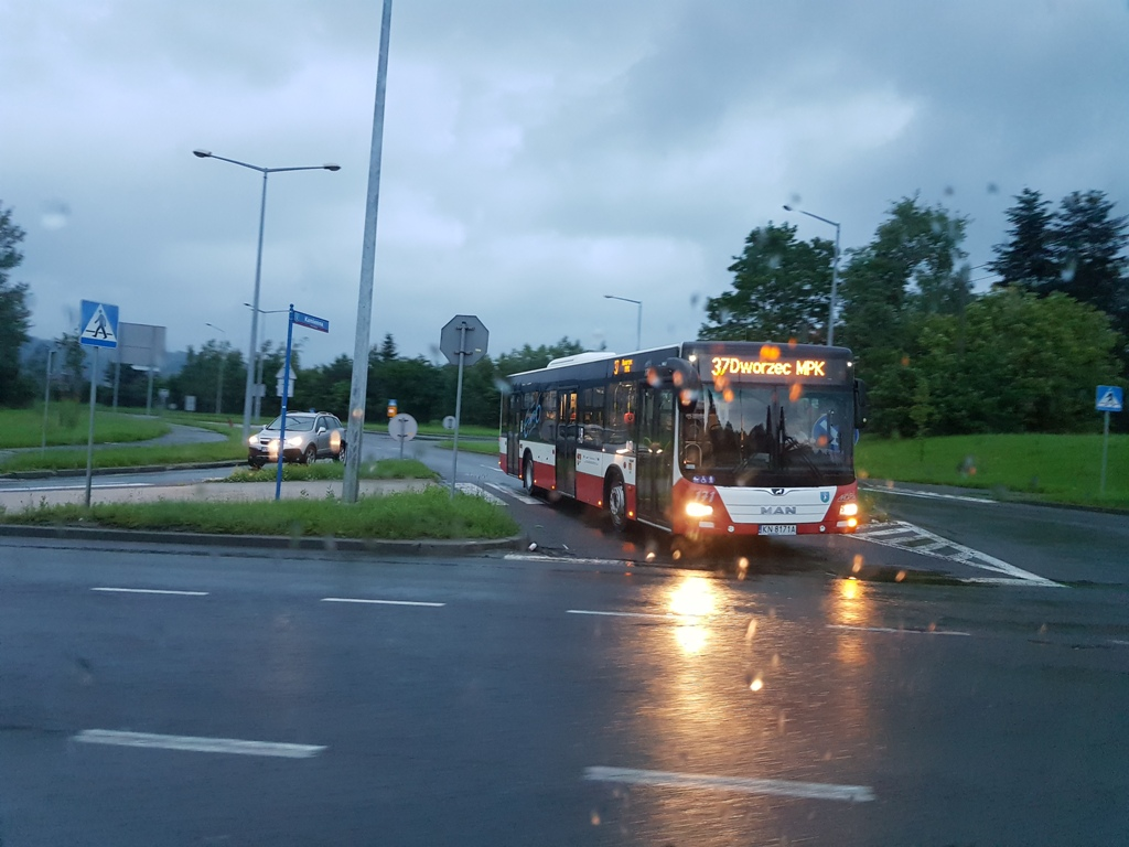 Jak wrócić autobusem MPK do domu? Kamionka Wielka czeka na decyzje