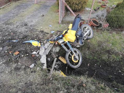 Tragiczny wypadek w Moszczenicy. 26-latek zmarł w szpitalu