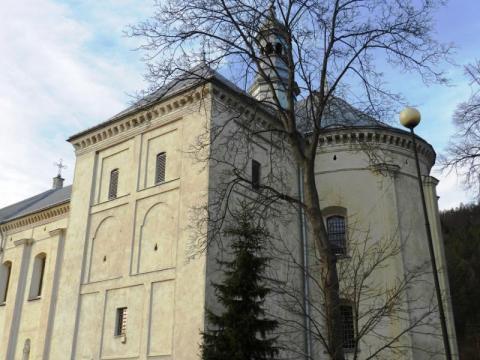 Barokowy kościół św. Józefa Oblubieńca jest najstarszą świątynią w mieście