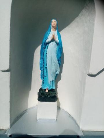 Dzięki pasjonatom historii starosądecka kapliczka znów jaśnieje