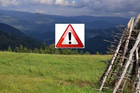 Uwaga! Wiatr z Tatr uderzy też w Beskid Sądecki!