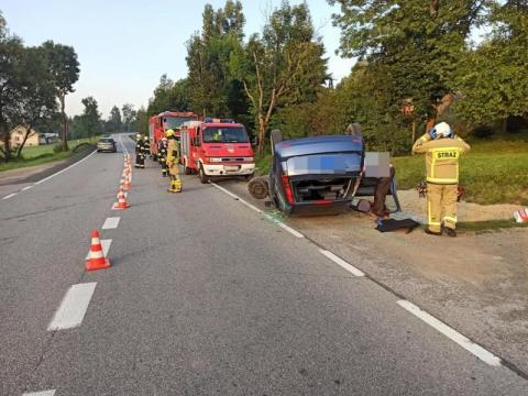 Fot. fb/OSP KSRG Ropa