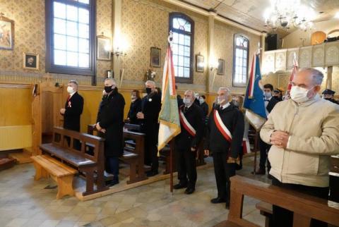W powiecie nowosądeckim uczcili rocznicę odzyskania niepodległośći [ZDJĘCIA]