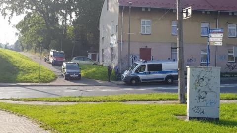 Pechowy poranek. Na ul. Węgierskiej zderzyły się dwa samochody