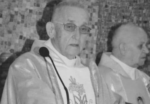 Zmarł ks. Stanisław Trytek. Przez wiele lat był proboszczem w Kamionce Wielkiej
