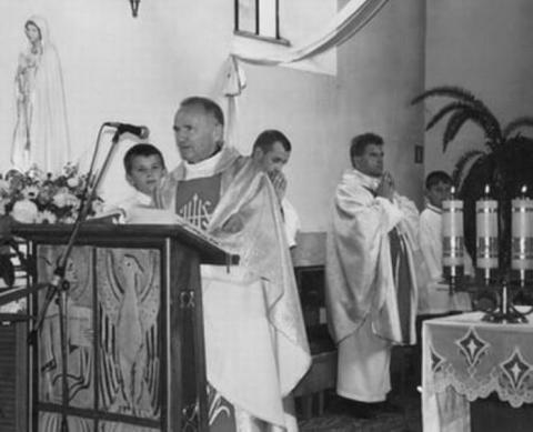 Zmarł ks. Stanisław Biernat. Jako wikariusz pracował w sądeckich parafiach
