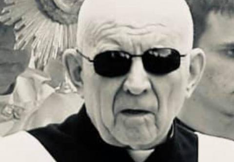 Kolejna smutna wiadomość. Nie żyje ks. Tadeusz Dyło
