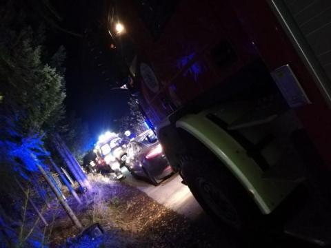 Tragiczny wypadek w Łącku. Zginął podczas przejażdżki na quadzie