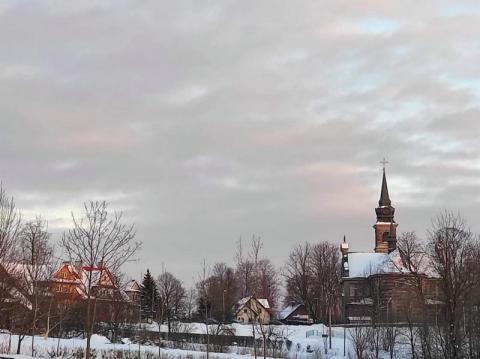 Rozliczają gminę z Orlika, którego nadal w Mystkowie nie ma