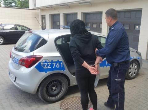 Okradła drogerie na blisko 10 tys. zł. Złodziejka jest już w rękach policji
