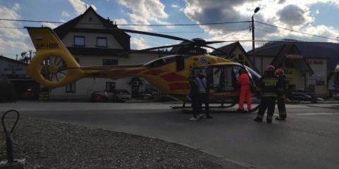 Nie żyje 16-latka potrącona przez samochód. Zmarła w nocy w krakowskim szpitalu