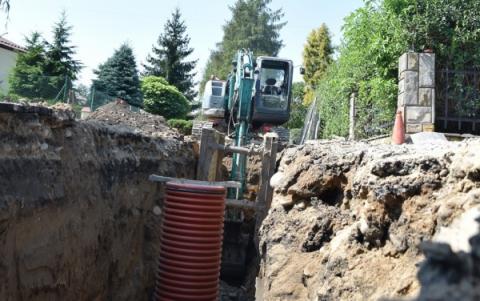 Chełmiec: dali gminie ziemię na drogi, ale remontować muszą je sami