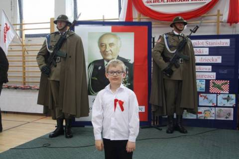 W Nowym Sączu trwa pamięć o generale Skalskim