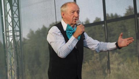 Andrzej Rosiewicz odwiedził Nowy Sącz