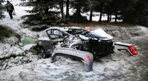 Śmiertelny wypadek w Gruszowcu. Śledczy szukają świadków