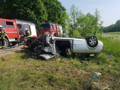 17 pijanych kierowców i 22 osoby ranne. Policjanci podsumowali długi weekend