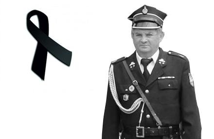 Zmarł śp. Eugeniusz Olchawski. Przez 50 lat służył ludziom jako strażak