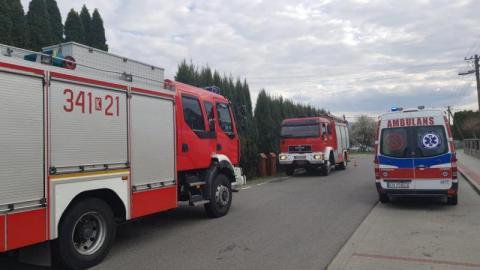 Tragedia w Limanowej. Policjanci znaleźli zwłoki 65-latki