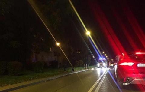 Wypadek na ul. Limanowskiego. Stan nastolatki wciąż jest bardzo ciężki