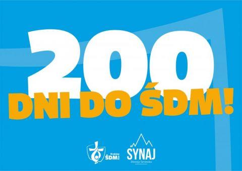 200 dni do ŚDM
