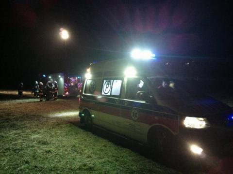 Tragedia w Limanowej. Policjanci znaleźli zwłoki 36-letniego mężczyzny