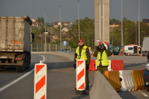 Co się stało? Wraca kontrola na granicy ze Słowacją