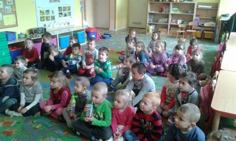 Uczniowie Koniuszowa