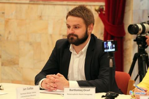 Sądeczanin Bartłomiej Orzeł został wicedyrektorem Centralnego Ośrodka Sportu