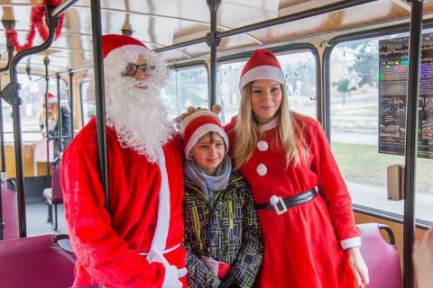 Mikołaj będzie kursował autobusem MPK! Przyniesie abolicję dla gapowiczów?