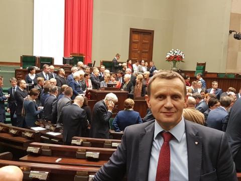Nowe centrum konferencyjne dla Sądecczyzny. Co na to poseł Józef Leśniak?