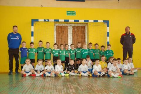 Sparing sześciolatków Sandecja - Dunajec
