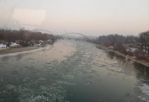 Most heleński w Nowym Sączu, fot. Tomasz Kowalski
