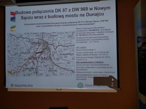 Łącznik DK 87 i DW 969 z trzecim mostem? Będą burzliwe konsultacje?