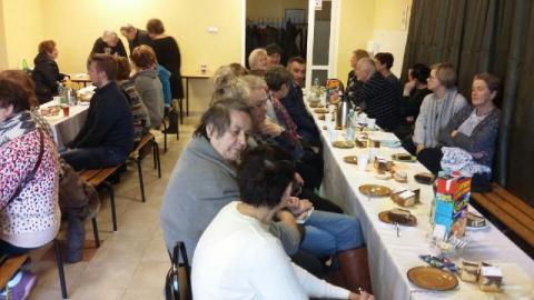 Walne zebranie koła Kas Wzajemnej Pomocy odbyło się w Piątkowej