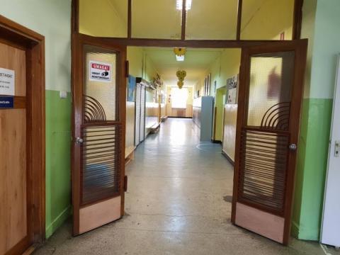 Szkoła Podstawowa nr 3 w Nowym Sączu, fot. Iga Michalec
