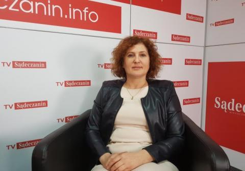 Iwona Mularczyk, fot. Iga Michalec