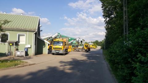 Chełmiec: zobacz harmonogram wywozu śmieci na luty i marzec